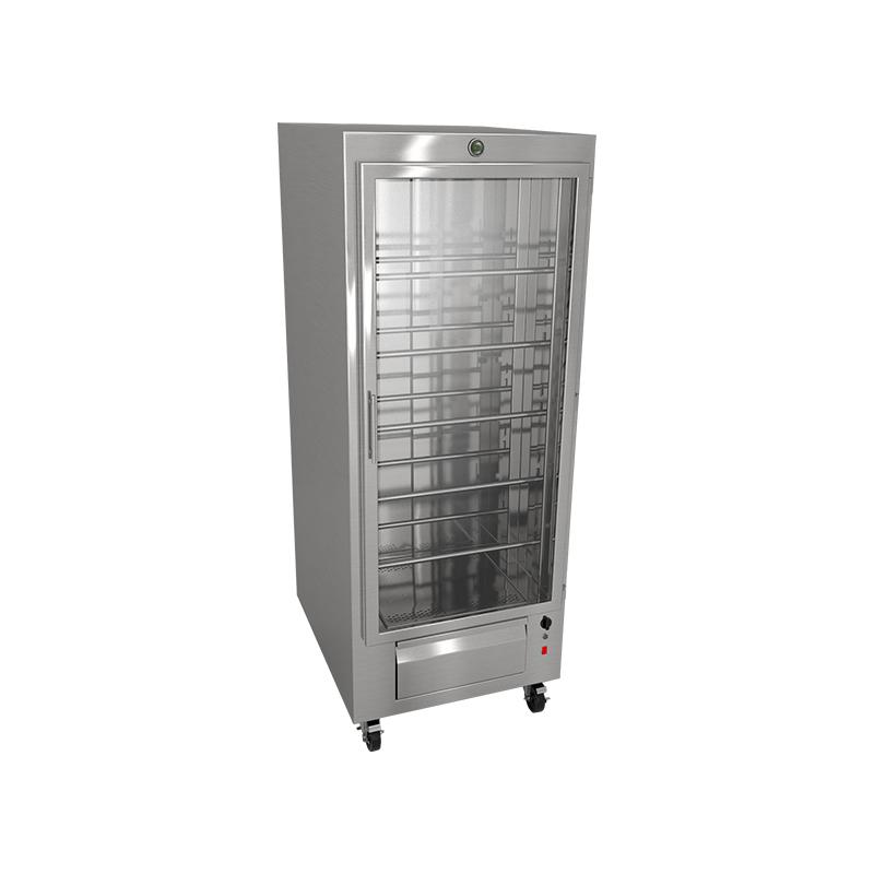 Hot Holding Cabinet Glass Door